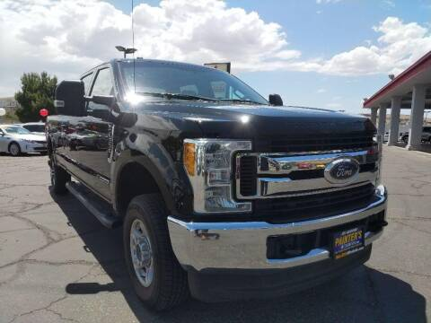 2017 Ford F-350 Super Duty for sale at Painter's Mitsubishi in Saint George UT