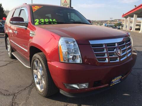 2010 Cadillac Escalade for sale at Painter's Mitsubishi in Saint George UT