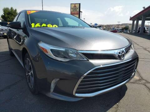 2016 Toyota Avalon for sale at Painter's Mitsubishi in Saint George UT