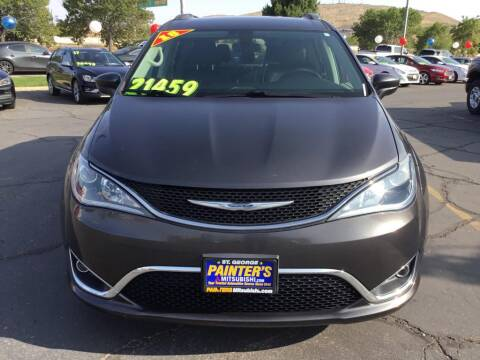 2018 Chrysler Pacifica for sale at Painter's Mitsubishi in Saint George UT