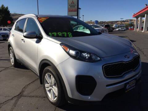 2018 Kia Sportage for sale at Painter's Mitsubishi in Saint George UT