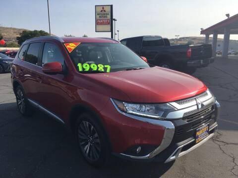 2019 Mitsubishi Outlander for sale at Painter's Mitsubishi in Saint George UT