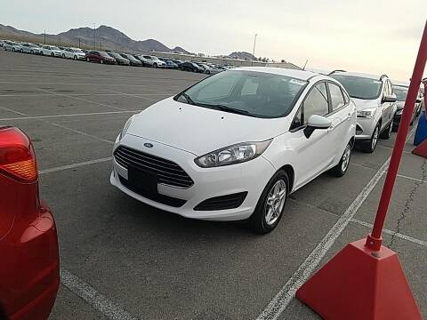 2017 Ford Fiesta for sale at Painter's Mitsubishi in Saint George UT