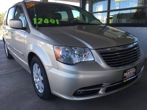 2014 Chrysler Town and Country for sale at Painter's Mitsubishi in Saint George UT