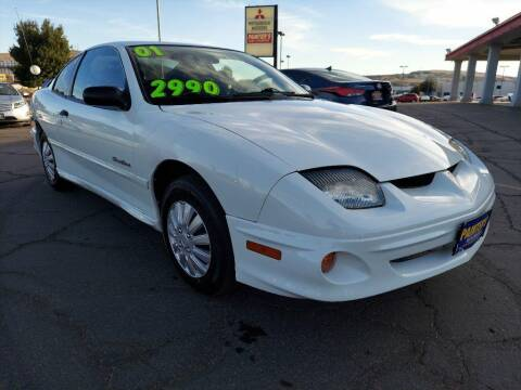 2001 Pontiac Sunfire for sale at Painter's Mitsubishi in Saint George UT