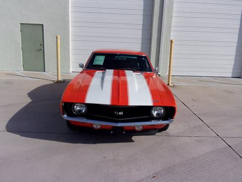 1969 Chevrolet Camaro for sale in Stuart, FL