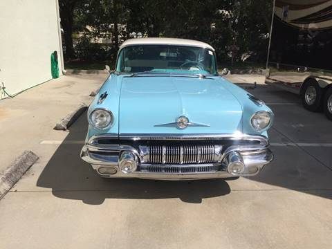 1957 Pontiac Star Chief for sale in Stuart, FL