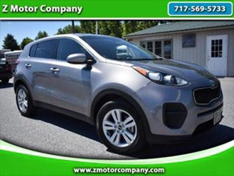 2019 Kia Sportage for sale in East Petersburg, PA