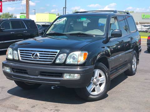 2007 Lexus LX 470 for sale in Morrisville, PA