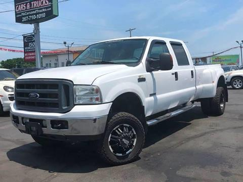 2007 Ford F-250 Super Duty for sale in Morrisville, PA