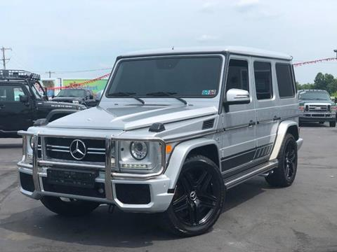 2007 Mercedes-Benz G-Class for sale in Morrisville, PA