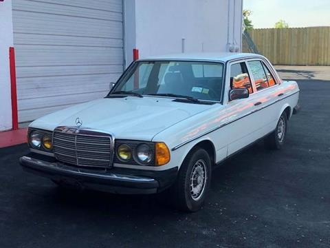 1985 Mercedes-Benz 300-Class for sale in Morrisville, PA