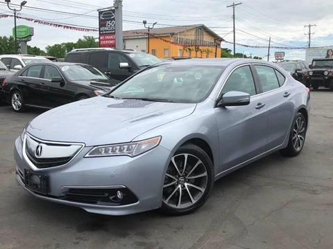 2015 Acura TLX for sale in Morrisville, PA