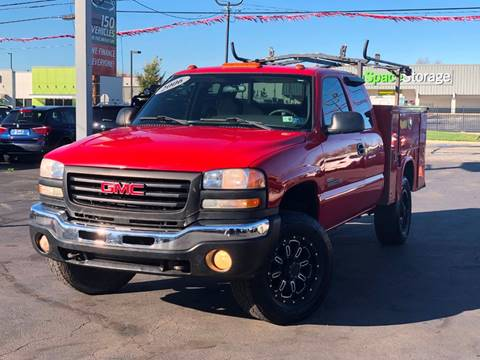 2006 GMC Sierra 2500HD for sale in Morrisville, PA