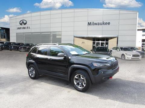 2019 Jeep Cherokee for sale in Waukesha, WI