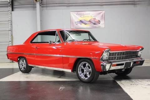 1967 Chevrolet Nova for sale in Lillington, NC