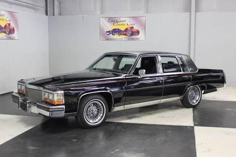 1987 Cadillac Brougham for sale in Lillington, NC