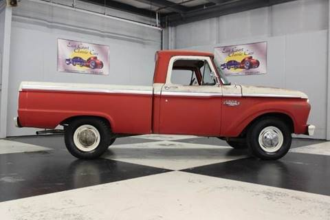 1966 Ford F-100 for sale in Lillington, NC