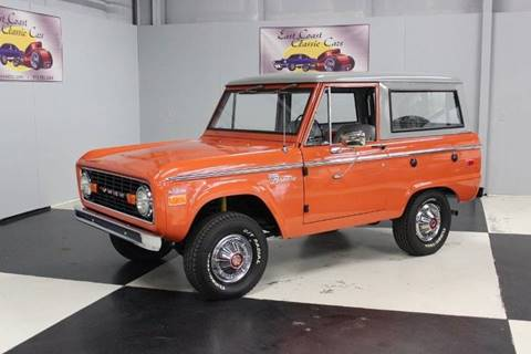 1974 Ford Bronco for sale in Lillington, NC