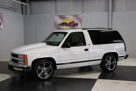 1998 Chevrolet Tahoe for sale in Lillington, NC