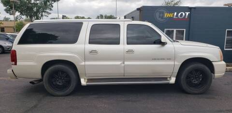 used 2004 cadillac escalade esv for sale in sioux falls sd carsforsale com carsforsale com