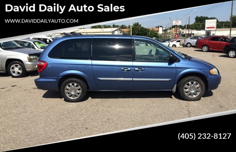 2007 Chrysler Town and Country for sale in Oklahoma City, OK