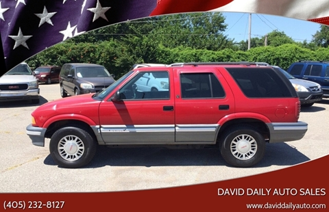 1997 GMC Jimmy for sale in Oklahoma City, OK