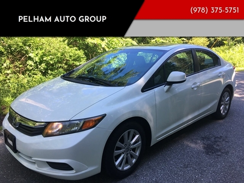 2012 Honda Civic for sale in Pelham, NH