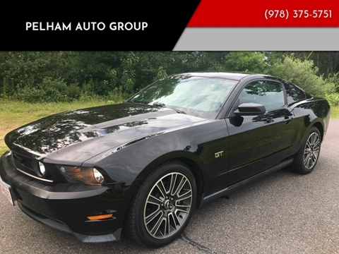 2010 Ford Mustang for sale in Pelham, NH