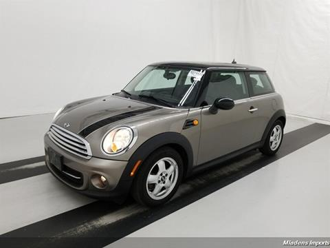 2011 MINI Cooper for sale in Perry, KS