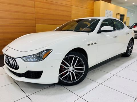 2019 Maserati Ghibli for sale in Middleburg Heights, OH