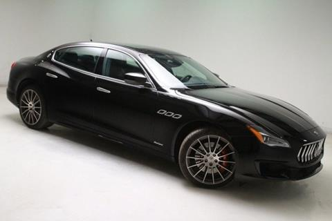 2019 Maserati Quattroporte for sale in Middleburg Heights, OH