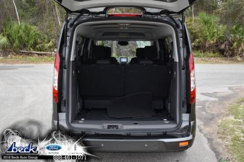 2020 Ford Transit Connect Wagon