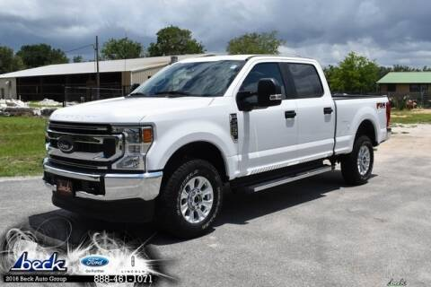 2020 Ford F-250 Super Duty for sale at BECK FORD LINCOLN in Palatka FL