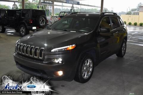 2017 Jeep Cherokee for sale at BECK FORD LINCOLN in Palatka FL