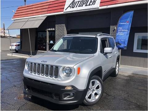2015 Jeep Renegade for sale in Fresno, CA