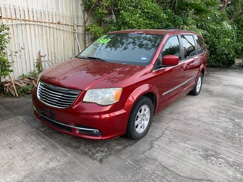 2011 Chrysler Town and Country for sale in Houston, TX