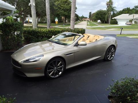2011 Aston Martin Rapide for sale at AUTOSPORT in Wellington FL