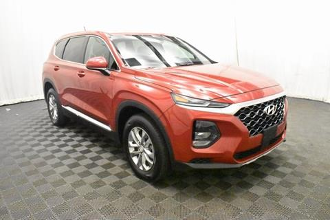 2019 Hyundai Santa Fe for sale in Bedford, OH