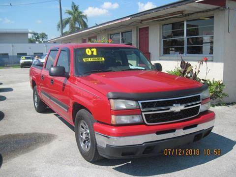 2007 Chevrolet Silverado 1500 Classic for sale in Orlando, FL