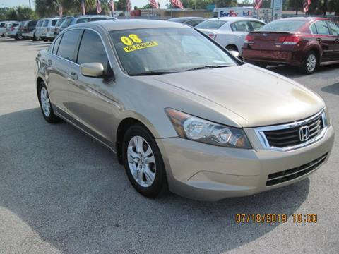 2008 Honda Accord for sale in Orlando, FL