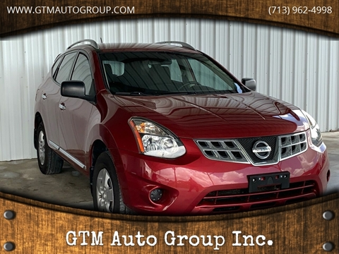 2015 Nissan Rogue Select for sale in Cypress, TX