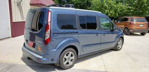 2019 Ford Transit Connect Wagon for sale in Lake Crystal, MN