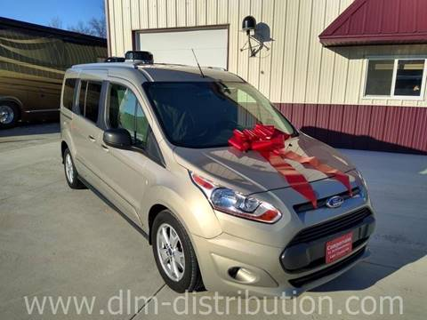 2019 Mini-T Ford Transit Connect Garageable Camper Van for sale in Lake Crystal, MN