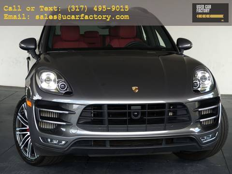 2016 Porsche Macan for sale in Franklin, IN