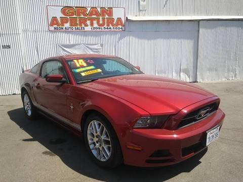 Ford Dealership Modesto >> Ford For Sale In Modesto Ca Neon Auto Sales