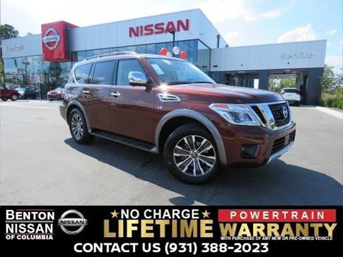 2018 Nissan Armada for sale in Columbia, TN