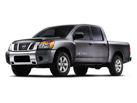 2008 Nissan Titan for sale at Benton Nissan of Columbia in Columbia TN