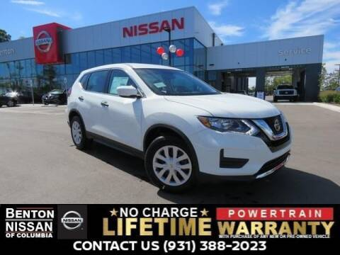 2020 Nissan Rogue S for sale at Benton Nissan of Columbia in Columbia TN