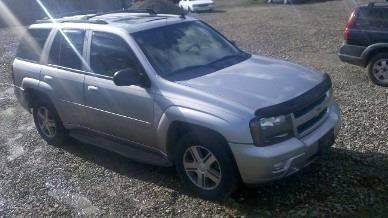 2007 Chevrolet TrailBlazer for sale at Seneca Motors, Inc. (Seneca PA) - SHIPPENVILLE, PA LOCATION in Shippenville PA